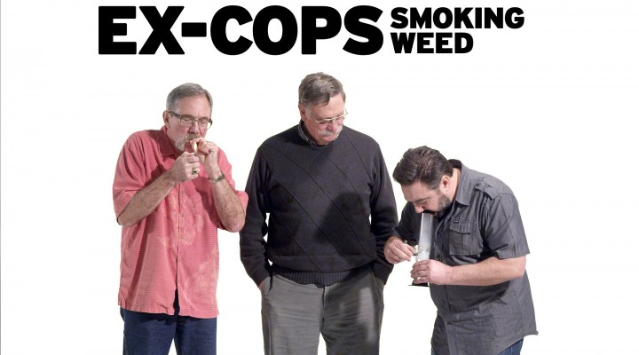 Ex-Cops Smoking Weed