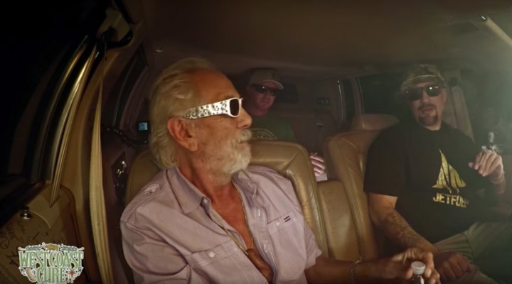Tommy Chong & Miles Doughty – The Smokebox PT 2