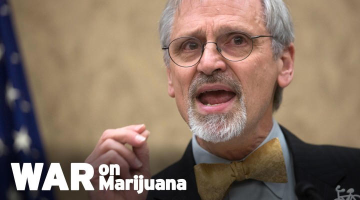 Congressman Destroys War on Marijuana in Four Minutes