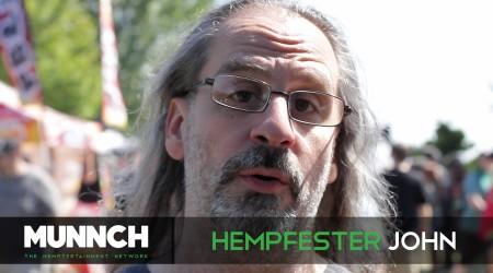 Hempfest Seattle 2015 – Hempfester John