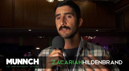 Interview ZACARIAH L HILDENBRAND, PH.D. C4 LABORATORIES