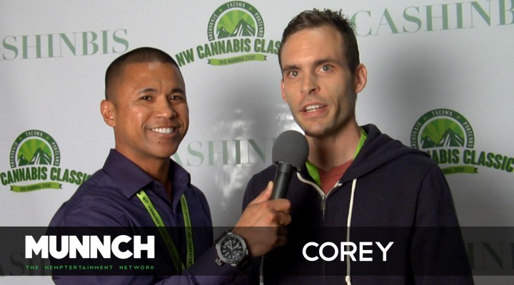 Corey | NW Cannabis Classic