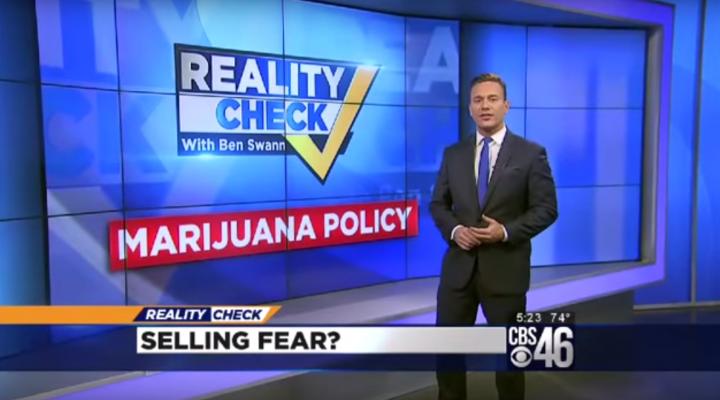 Reality Check: Marijuana Didn't Kill Carly Fiorina's Daughter