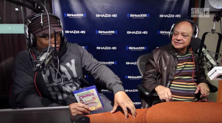 Snoop Lion & Cheech and Chong With Sway