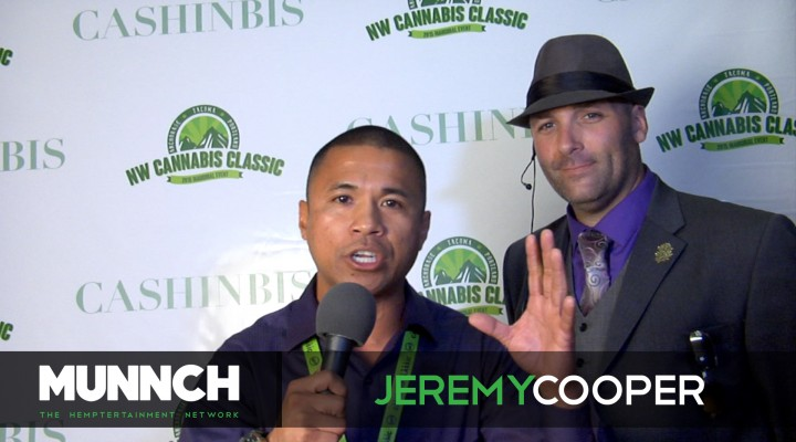 Chef Jeremy Cooper | NW Cannabis Classic