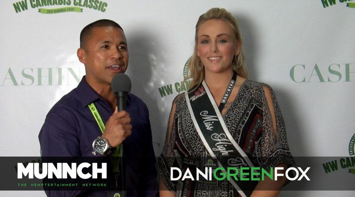 NW Cannabis Classic – Dani Green Fox