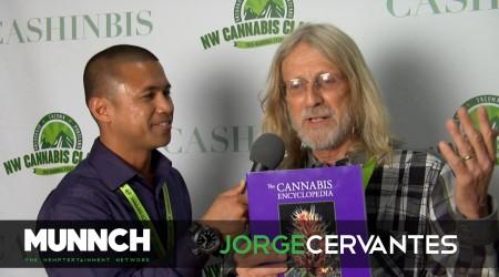 Jorge Cervantes | NW Cannabis Classic