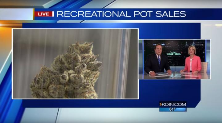 Recreational marijuana sales begin in Oregon
