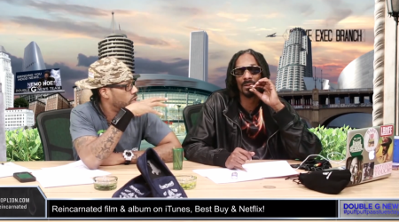 GGN: Redman and Snoop High on Mt. Kushmore
