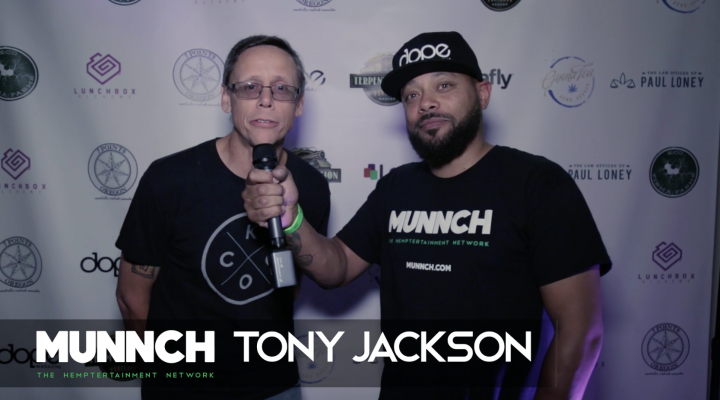 Tony Jackson – Dope Cup 2015 Interview
