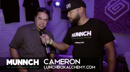 Lunch Box Alchemy – Dope Cup 2015 Interview