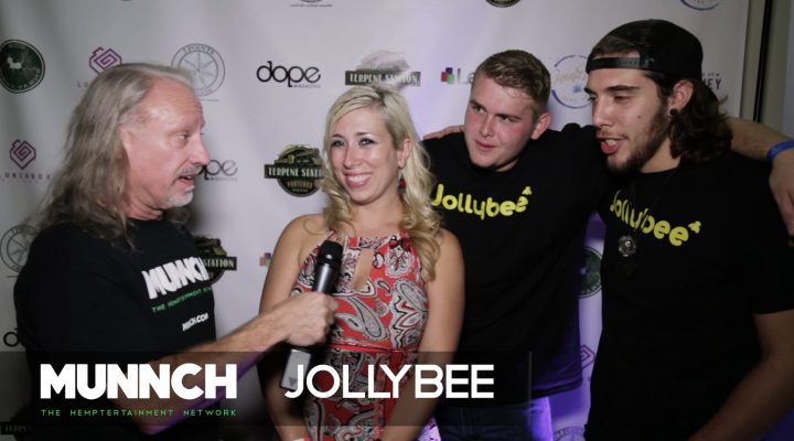 JollyBee – Dope Cup 2015 Interview