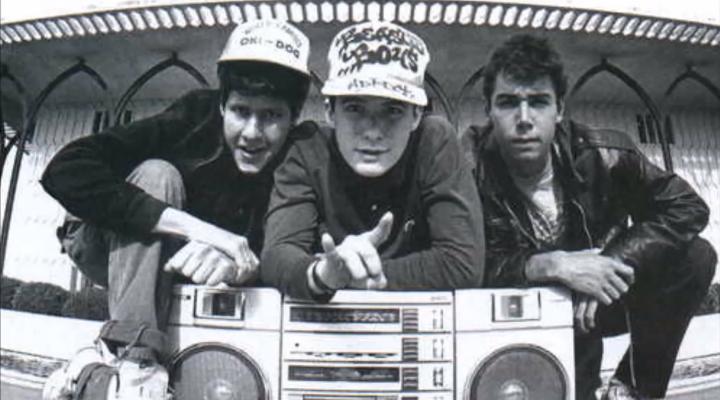 Beastie Boys – Hold It Now, Hit It