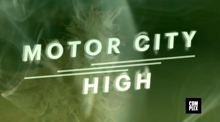 "Motor City High: ""​Chocolate Hashberry​"" Marijuana Strain 