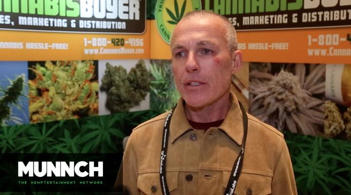 Cannabis Buyer – Clark Metcalfe